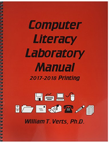 Computer Literacy Laboratory Manual (Computer Manual)