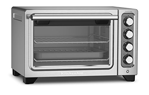 KitchenAid KCO253CU 12-Inch Compact Convection Countertop Oven