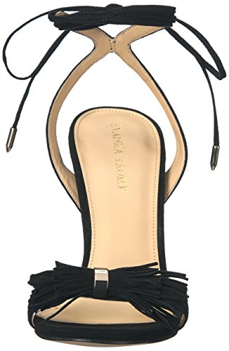 Trump Women's Black Ivanka Dress Sandal Hethal 5dwPPqA