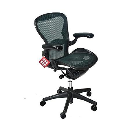 sedie ufficio miller verde
