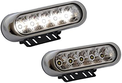 Neuheit Tagfahrlicht Leuchten Led Zum Nachrüsten Schweinwerfer Licht TÜv R87 Systafex Auto