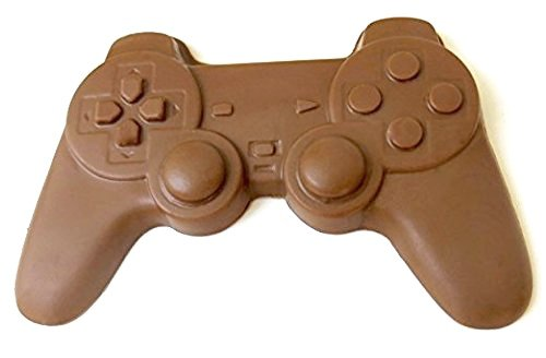 Valentine's chocolate , Game Controller Solid Milk chocolate. Christmas gift