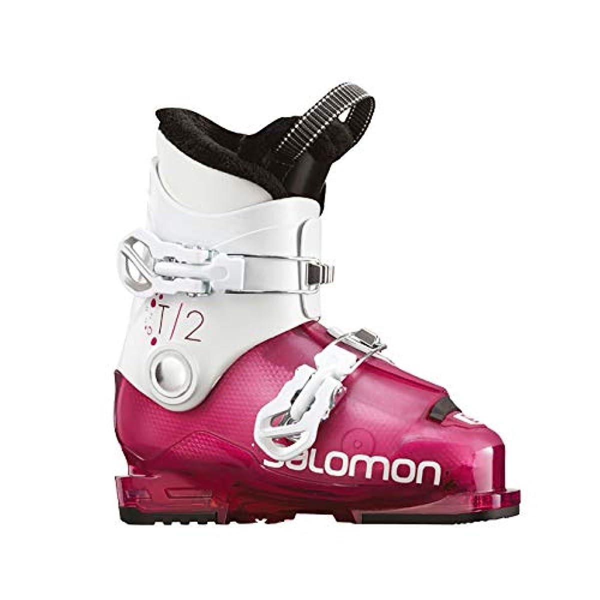 [해외] 살로몬SALOMON 스키화 쥬니어 T2 RT 2018-19년 모델 L40573900