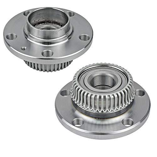 2 Pack Rear Left & Right Wheel Hub Bearing Assembly for Audi TT 2000-2006, for Volkswagen Beetle 98-10/Jetta 99-05/Golf 99-06