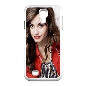 Demi Lovato Samsung Galaxy S4 9500 Cell Phone Case White £¨TPU)