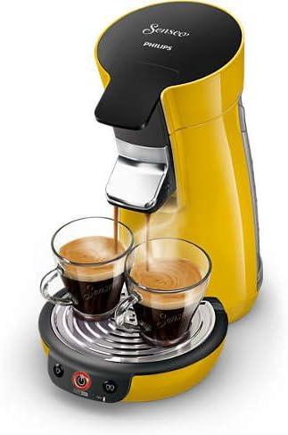 Senseo Viva Café HD7829/50 - Cafetera (Independiente, Máquina de ...