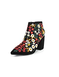 Jeffrey Campbell Womens Total Ankle Boot
