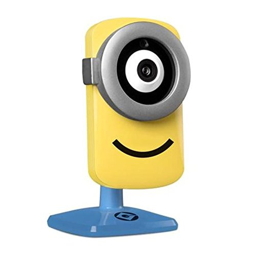2. Stuart Cam HD WiFi Camera Despicable Me