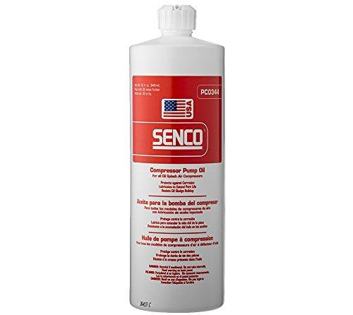 (Senco PC0344 32 Ounce Compressor Oil)