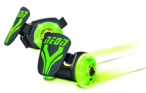Yvolution Neon Street Rollers Green - BEST GIFTS FOR 11 YR OLD BOYS
