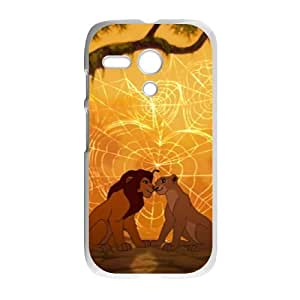 Motorola Moto G Phone Case Cover The Lion King ( by one free one ) T65791