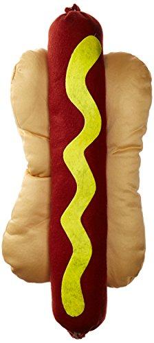 [Rasta Imposta Hot Dog Hat, Multi, One Size] (Hot Dog Costume For Adults)