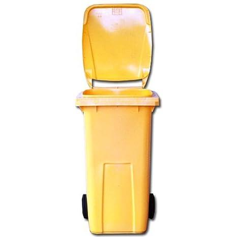 Maxpack Mülltonne Müllbehälter Abfalltonne 120 Liter En 840 1