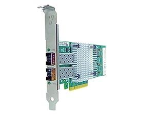 AXIOM 665249-B21-AX - Axiom PCIe x8 10Gbs Dual Port Fiber Network Adapter for HP - PCI