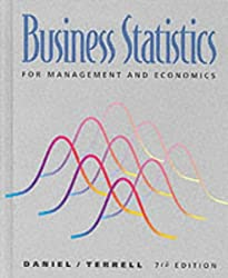 Business Statistics for Management and Economics