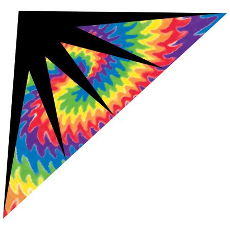 Sky Dye Arrow Nylon Delta 48'' SV by Gayla Kites