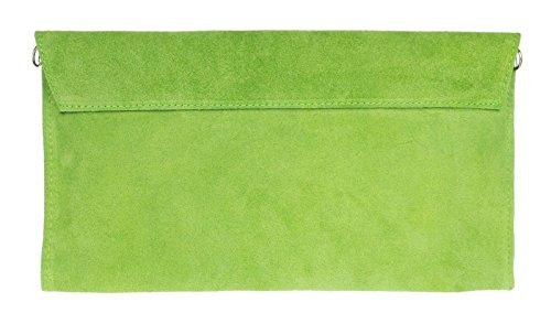 pour femme clair vert Elegant Pochette Fashions 7qwOYc