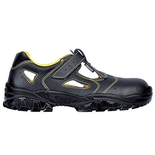 Cofra BA029-000.W36 Don S1 P Chaussures de sécurité SRC Taille 36 Noir