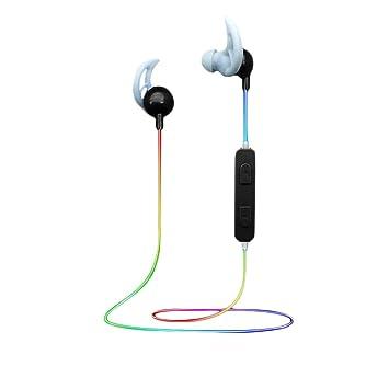 Diadia BT4.1 - Auriculares inalámbricos con micrófono para iPhone XS MAX/iPhone X/8 Plus/8, iPhone 7, 6S, 6 Plus, Samsung Galaxy: Amazon.es: Electrónica