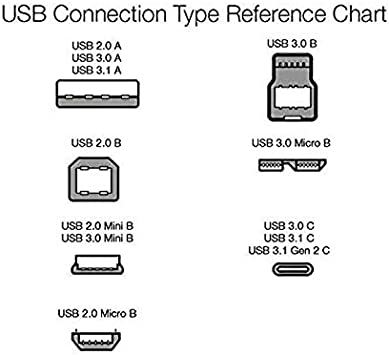 Black A Male to Micro B Male 15 Pack BoltLion BL-690277 Premium High Speed Micro USB 2.0 Cable 1.5 Feet Gold Plated