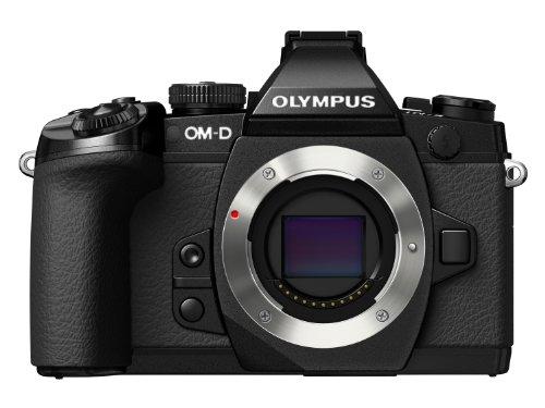 Digital Cameras OLYMPUS OMD EM1 BLACK 16MPIXELS EMPTY
