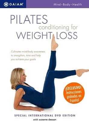 Amazon.com: Pilates Para Bajar Peso: Un Comienzo Acelerado ...