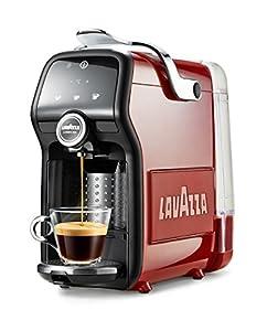 Lavazza Electrolux MAGIA ELM 6000 S Machine à Café à Capsule ABS Rouge/Noir 26 x 13,9 x 32,5 cm