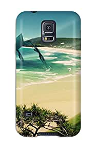 Top Quality Rugged Cgi Earth Case Cover For Galaxy S5 3240570K72315613