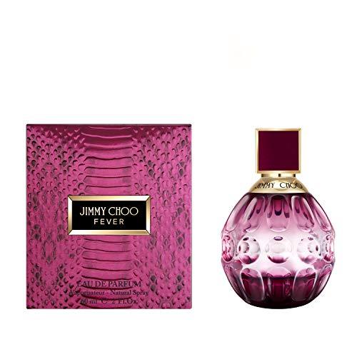 JIMMY CHOO Fever Eau De Parfum Floral Gourmand, 2.0 Fl Oz