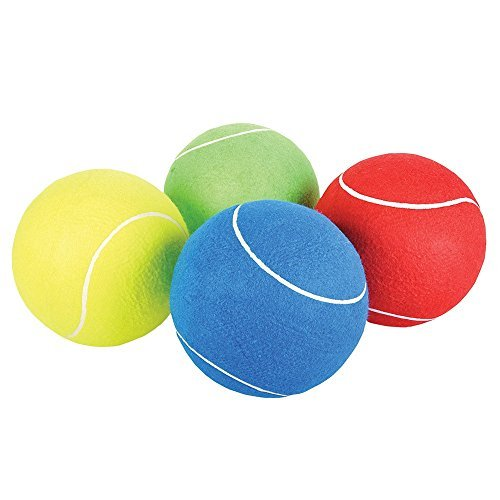 8-inch Jumbo Tennis Ball (1 Ball) by Adventure Planet