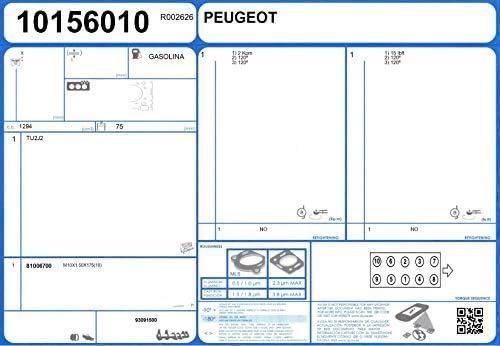 Ajusa 81006700 Zylinderkopfschraubensatz