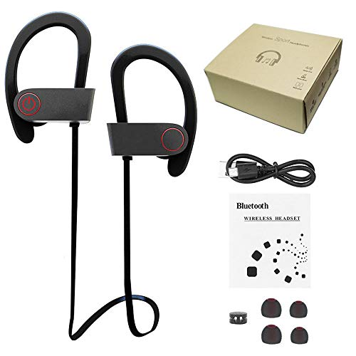 shs bluetooth kopfh rer 4 1 wireless in ear sport. Black Bedroom Furniture Sets. Home Design Ideas