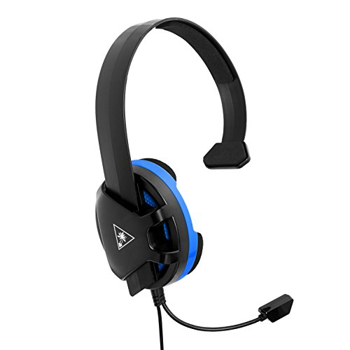 Turtle Beach Recon Chat Gaming Headset for PS4 Pro, PS4, black