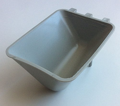 Hanging 1/2 pint (8 oz) Water Feed Cage Cups Gamefowl Chi...
