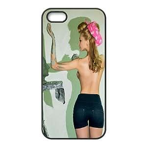C-U-N5100139 Phone Back Case Customized Art Print Design Hard Shell Protection Iphone 5,5S