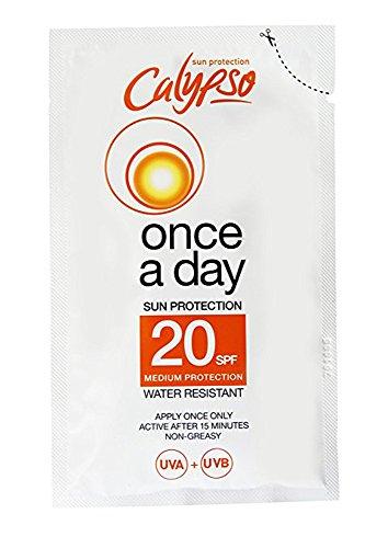 (Calypso Once A Day SPF20 Sun Protection Sachet 40ml)