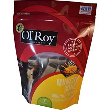 Dog Chew Treats With Real Chicken Flavor, 20 oz ()