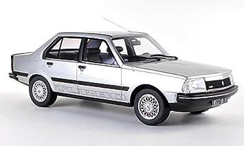 Renault 18 Turbo Phase 2, plateado , Modelo de Auto, modello completo, Ottomobile 1:18: Amazon.es: Juguetes y juegos