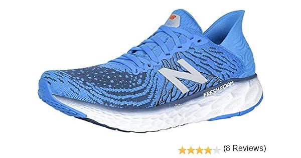 New Balance M1080B10, Zapatillas para Correr para Hombre, Azul, 44.5 EU: Amazon.es: Zapatos y complementos