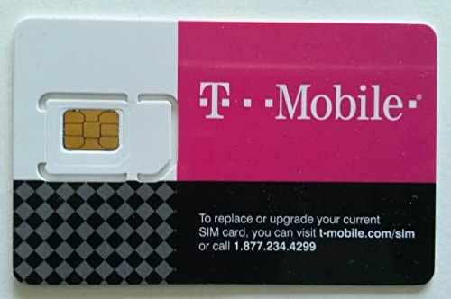 $75 PRELOAD T-MOBILE ONE PREPAID Plan SIM Card Unlimited Talk Text & Data(4G LTE) + International Text