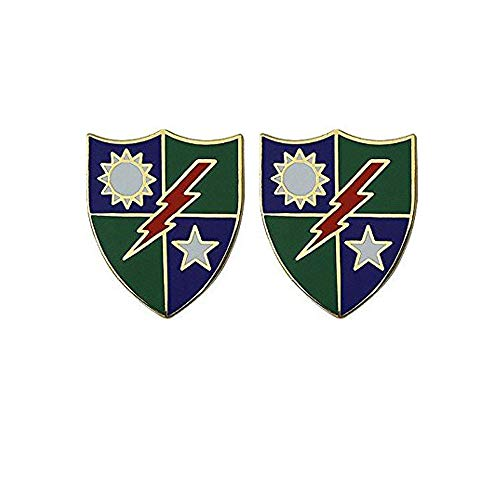 75th Infantry (Ranger) US Army Unit Crest