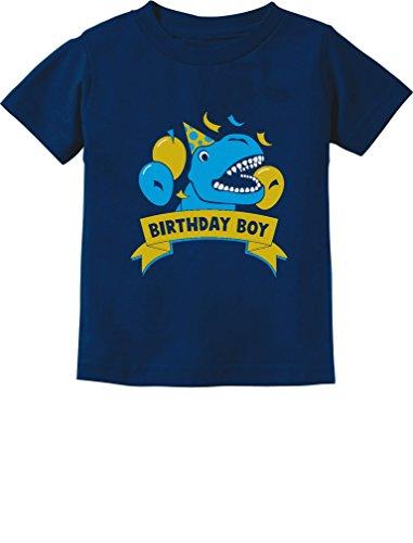Birthday Dinosaur Raptor Toddler T Shirt product image