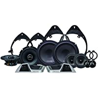 Alpine Electronics SPT-31GM 3-Way Speaker System for 2014-Up Chevy Silverado, Set of 10
