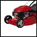 Einhell-Tagliaerba-a-Benzina-Gc-Pm-40-S-12-Kw-Motore-Ohv-a-4-Tempi-Monocilindro-Regolazione-Centrale-DellAltezza-di-Taglio-a-7-Livelli-da-25-Fino-a-60-Mm