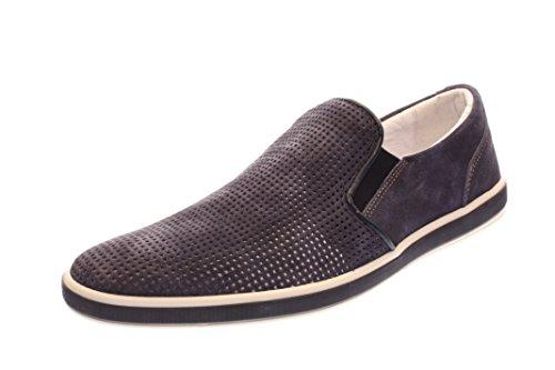 Hommes Chaussures basses blu bleu, (blu) 7686300