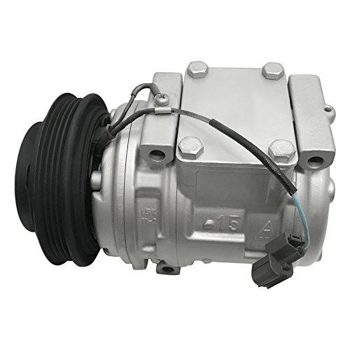 RYC Remanufactured AC Compressor and A/C Clutch IG335 (Does Not Fit Honda Civic Models) ()