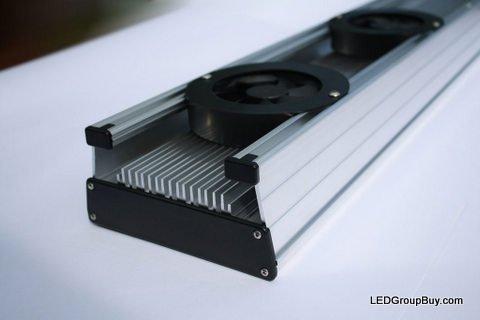 MakersLED Designer Heatsink Kit - Professional Grade - Anodized 36 Inches by LEDGroupBuy (Image #1)