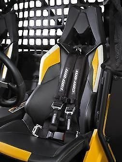 - Cam-am Commander and Maverick 2014 Driver Side 4-point Harness