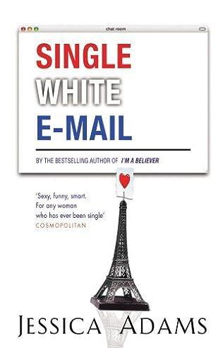 book cover of Single White E-mail