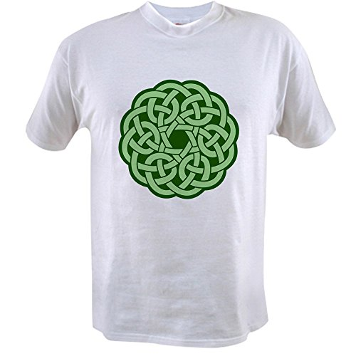 Royal Lion Value T-Shirt Celtic Knot Wreath - (Ireland Value T-shirt)